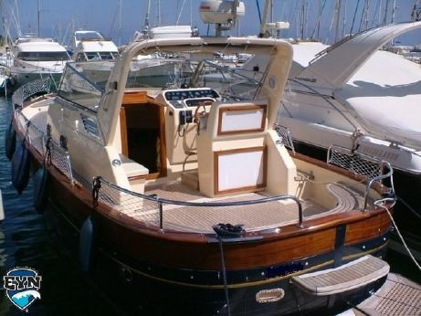2000 Apreamare Semi Cabin 9