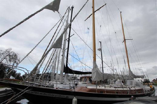 1973 Cheoy Lee Clipper 42 Ketch