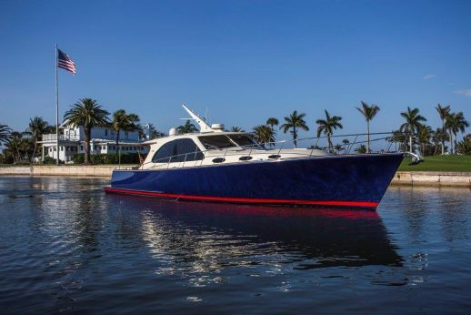 2018 Palm Beach Motor Yachts PB52