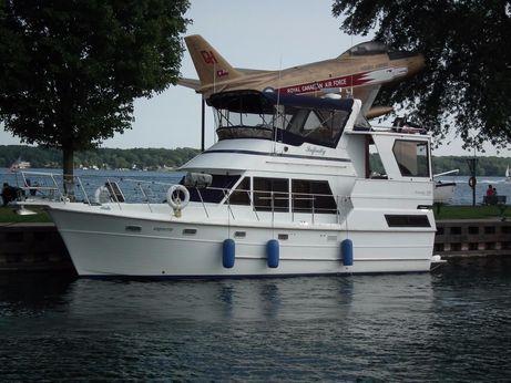 1989 Nova Marine 42 Sundeck Trawler