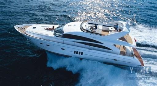 2007 Princess Yachts 67
