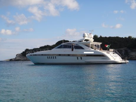 2006 Overmarine Mangusta 80'