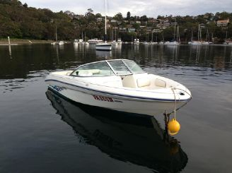 1995 Sea Ray 180 Bowrider