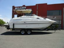 2005 Chaparral 260 Signature Cruiser