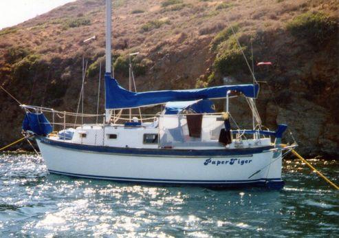 1986 Vancouver 25 Sloop