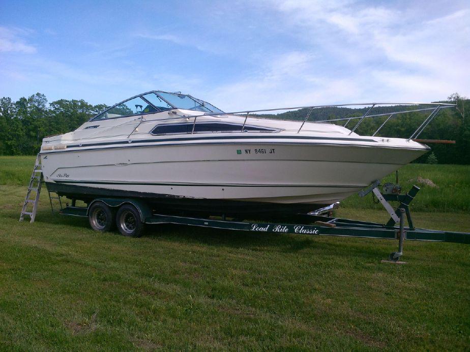 1987 Sea Ray 268 Sundancer Power Boat For Sale