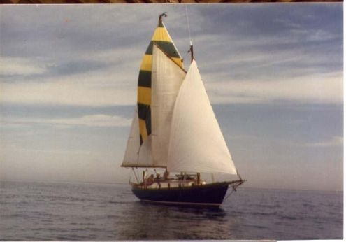 1940 William Heisler Schooner 31