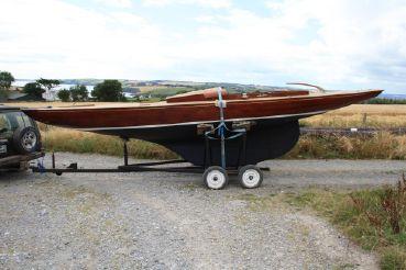 1938 Dragon Keelboat 29