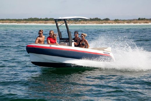 2018 Carbon Craft Yacht Tender, Jet Tender