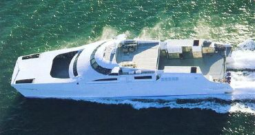 1997 Custom Ultra Fast Ferry