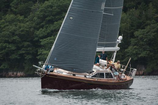 2002 Morris Yachts Ocean Series 52RS