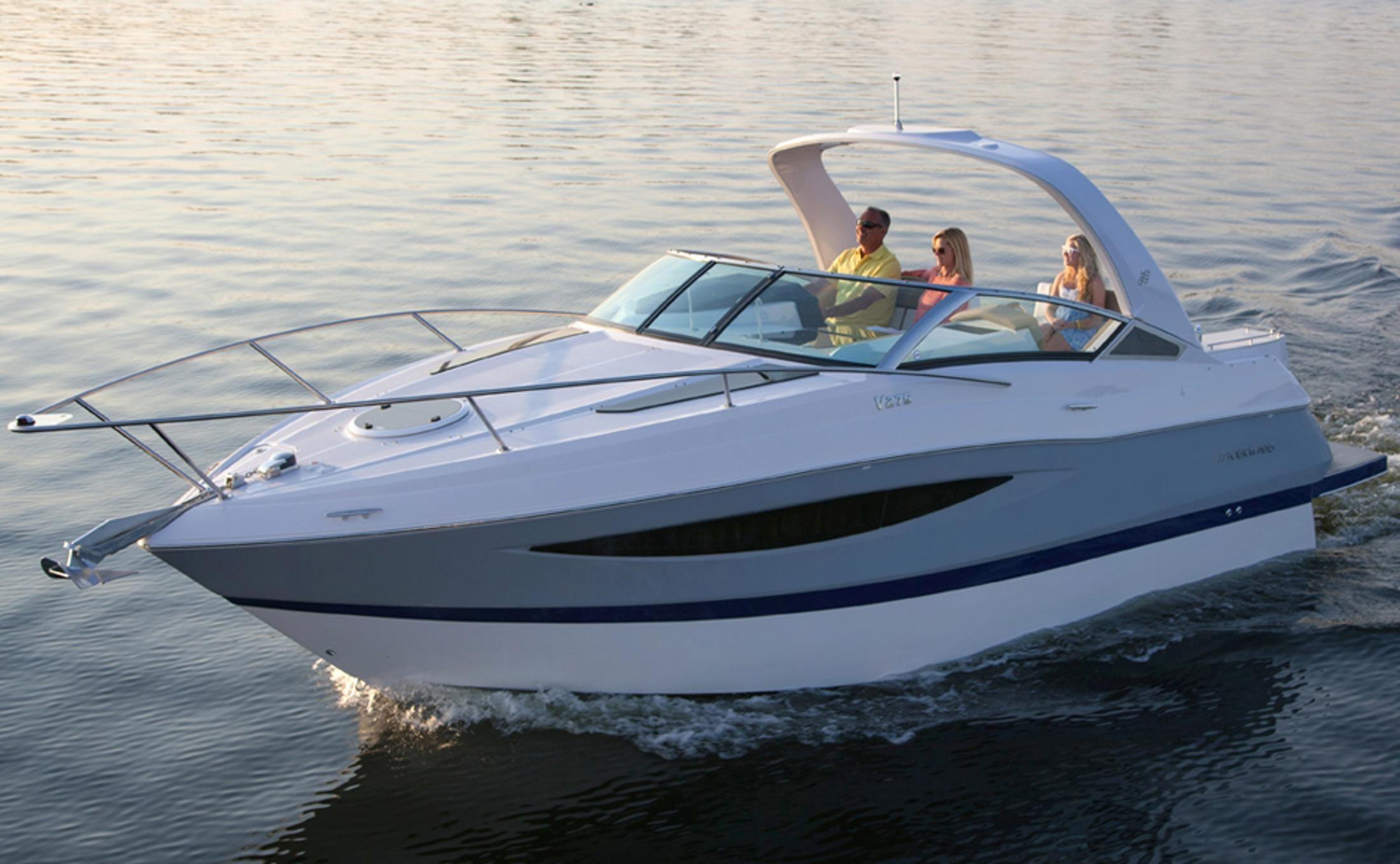 2020 Four Winns Vista 275 Cruiser For Sale Yachtworld