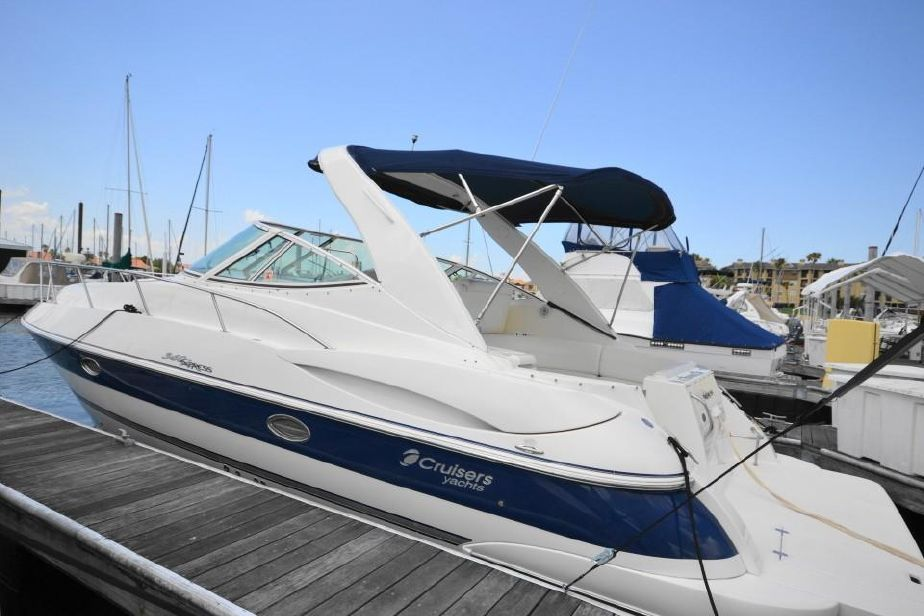 2005 Cruisers Yachts 340 Express Power Boat For Sale Www