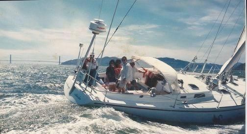 1972 Swan 55