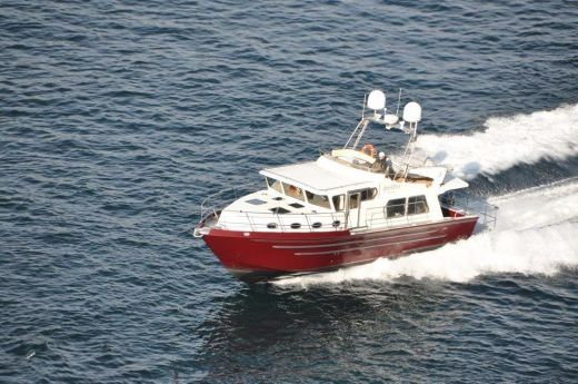 2017 Eaglecraft 43' Pilothouse Cruiser