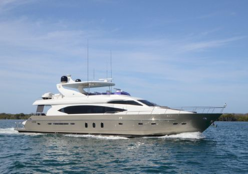 2005 Monte Fino Motor Yacht