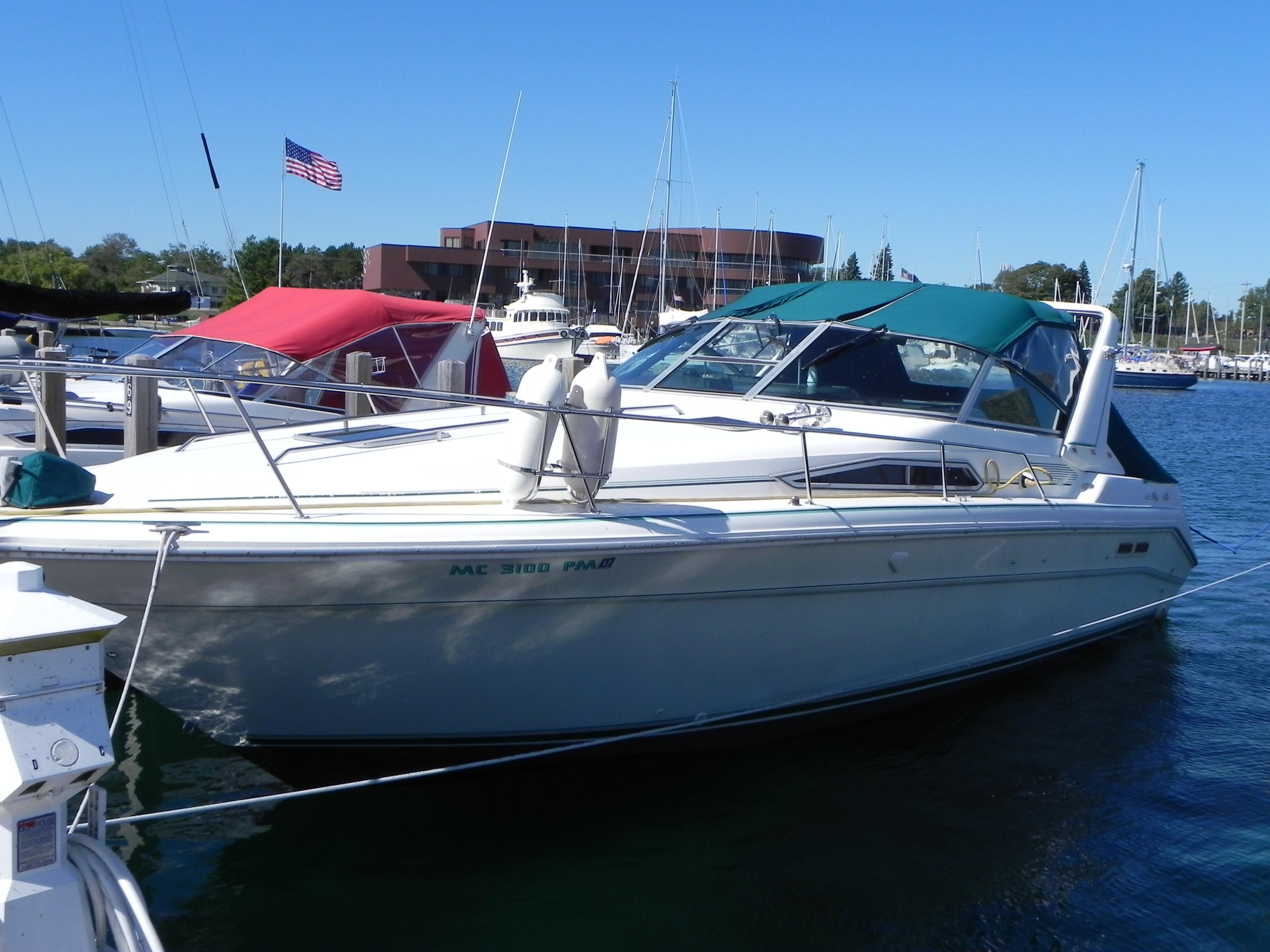 1993 Sea Ray 330 Sundancer Power New And Used Boats For Sale