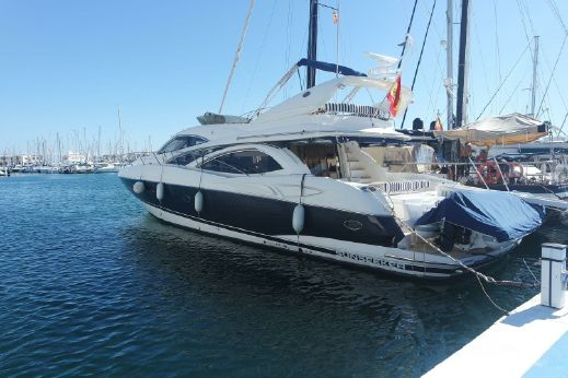 1999 Sunseeker Manhattan 64