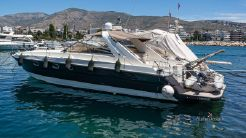 1991 Fairline Targa 42