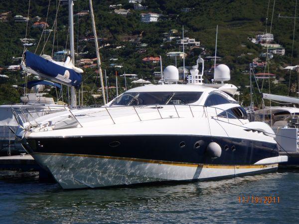 Sunseeker Project Boat Deal on a 75' Predator : Atlantic