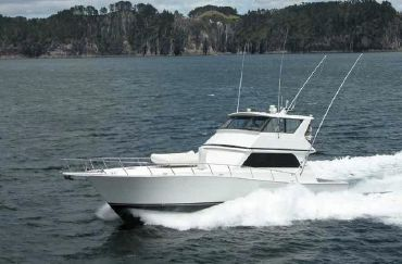 1997 Viking 58' Game Boat