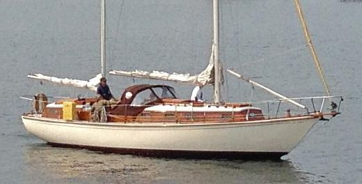 1974 Dickerson Aft Cabin Ketch