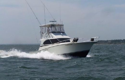 1989 Luhrs Tournament 380 Convertible