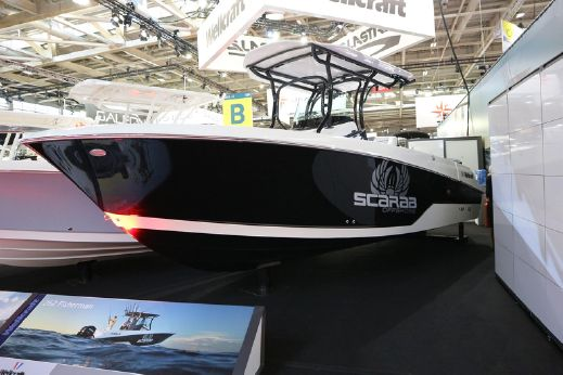 2017 Wellcraft Scarab 262