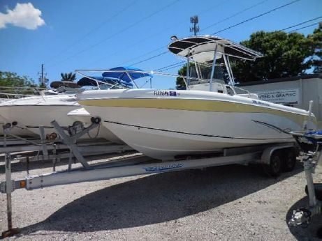2012 Sea Chaser 2400 OFFSHORE CC