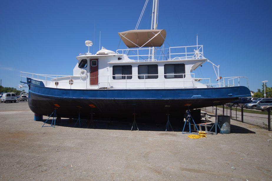1927 Trawler 52 Power Boat For Sale - www yachtworld com