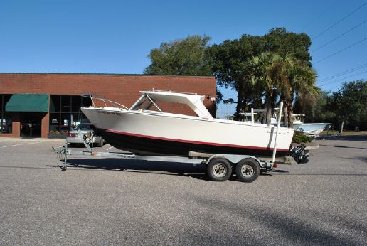 1970 Bertram 20 Moppie