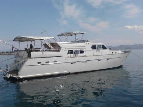 Trawler Custom 62ft Roberts design