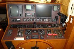 photo of  Hi-Star 49 Cockpit Motor Yacht w/factory 5' cockpit