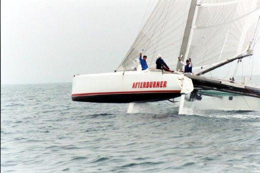 1987 Tennant Catamaran