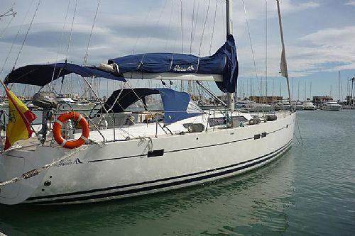 2007 Hanse 540e
