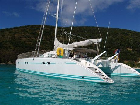 1997 Lagoon 57 Charter version