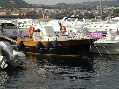 2007 Fratelli Aprea Sorrento 7.50 open cruiser