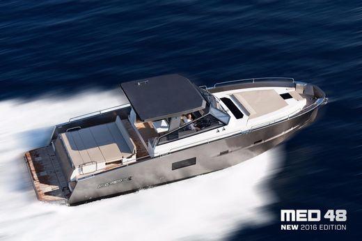 2016 Med Yacht MED48
