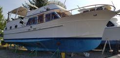 1986 Albin 43 Trawler