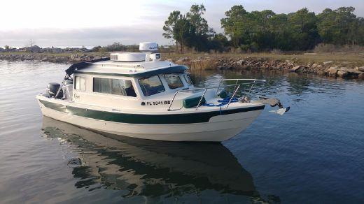 2006 C Dory 25 Cruiser