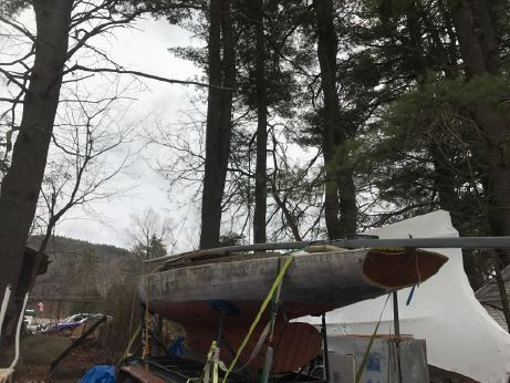 1935 Privateer New Lakes Class Boat