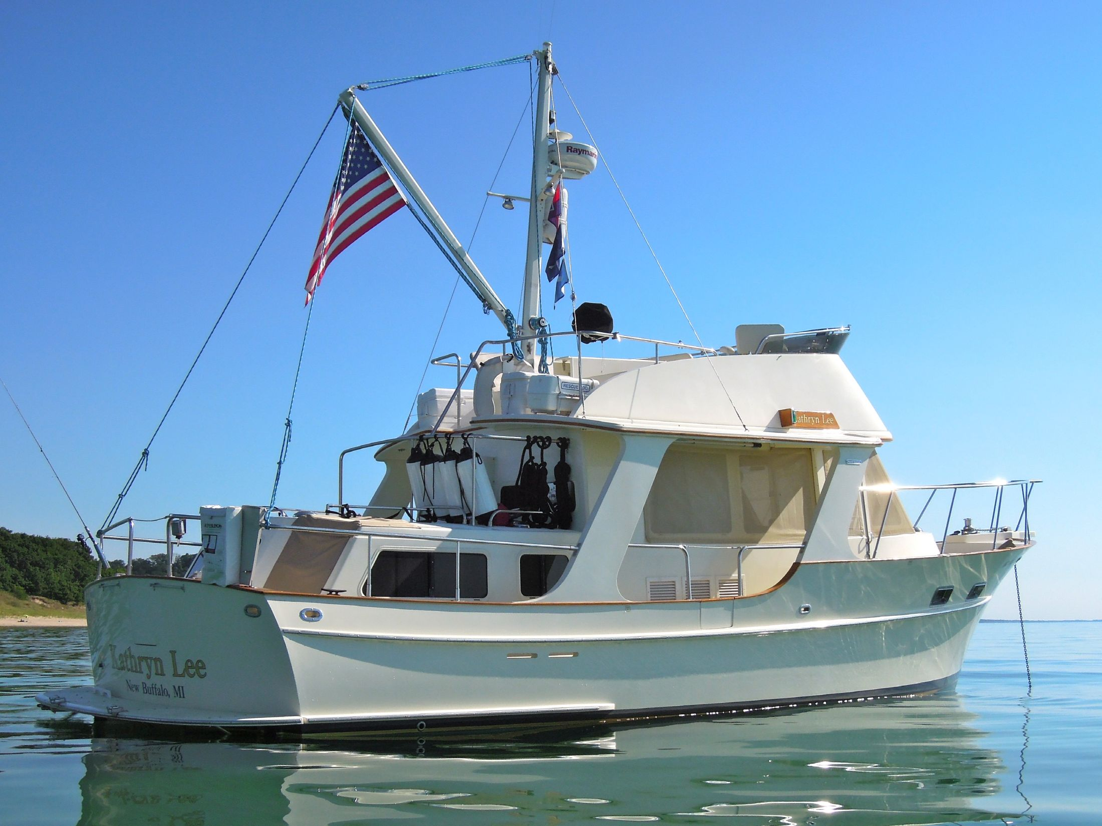 38 ft 1999 pacific seacraft fast trawler