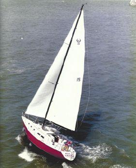 1980 Ericson 38