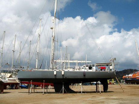 1995 Aluminium Sailing Yacht 17m