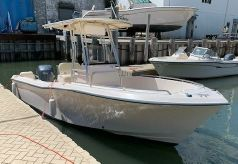 2007 Grady-White Escape 209