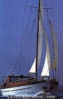 1963 Traditional Motor Sailer
