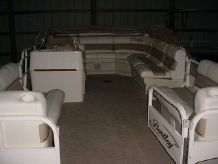 2007 Bentley Pontoons 240 Fish