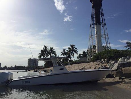 1998 Island Runner Fishing Yacht Tender