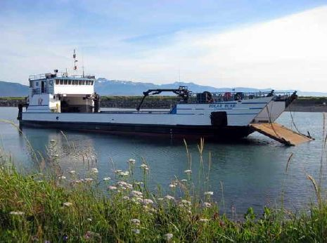 1991 Alaska Marine Transport & Salvage-Tacoma Landing Craft