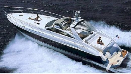 1999 Marine Project Princess V 55